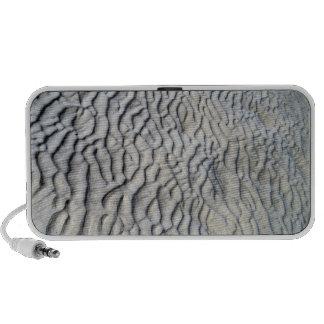 Textura de las ondas de arena iPhone altavoz