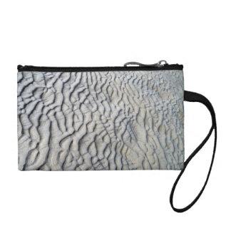 Textura de las ondas de arena