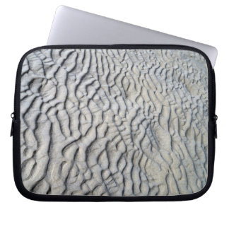 Textura de las ondas de arena mangas computadora