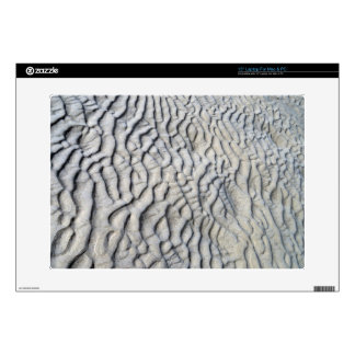 Textura de las ondas de arena portátil 38,1cm skin