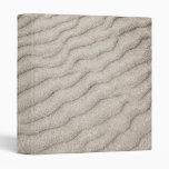 Textura de las ondulaciones de la arena