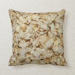 Textura de las palomitas almohada