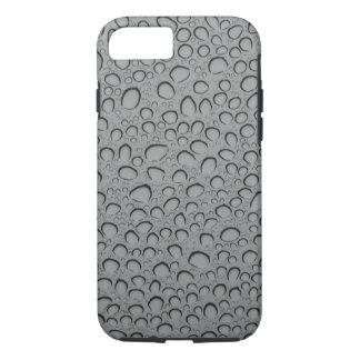 Textura de los descensos del agua funda iPhone 7