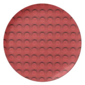 Textura de lujo de Contruction del ladrillo del ju Platos De Comidas