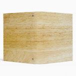 Textura de madera de la Hevea Carpeta 2,5 Cm