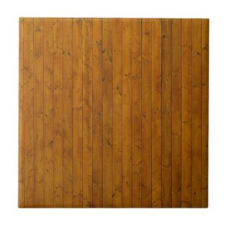 Textura de madera de la pared azulejo cuadrado pequeño