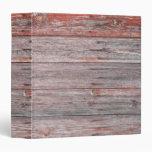 """Textura de madera de la pared carpeta 1 1/2"""""""