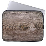 Textura de madera del grano fundas ordendadores