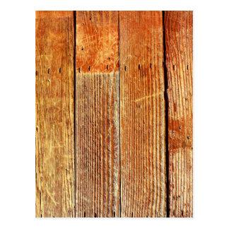 Textura de madera del piso (de la madera dura) postales