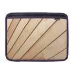 Textura de madera funda para macbook air