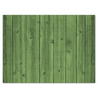 Textura de madera hermosa rústica verde papel de seda grande
