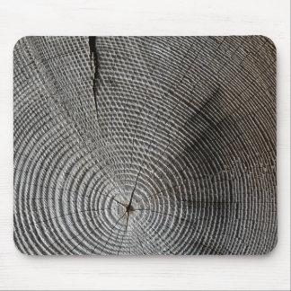 Textura de madera Mousepad