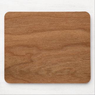 Textura de madera tapete de ratones