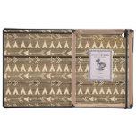 Textura de madera tribal iPad protectores