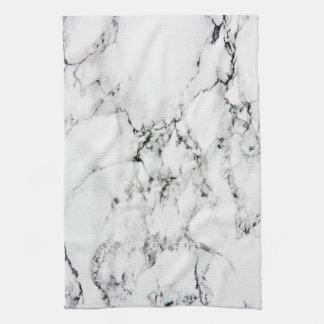 Textura de mármol toallas de cocina