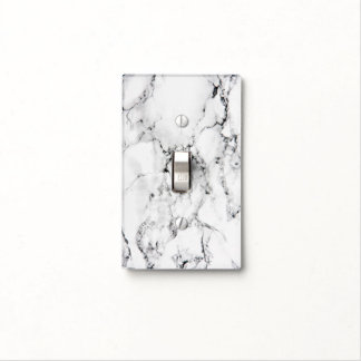 Textura de mármol placas para interruptor