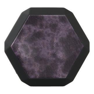 Textura de mármol púrpura altavoces bluetooth negros boombot REX