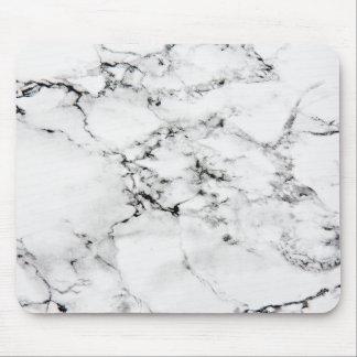 Textura de mármol alfombrilla de ratón