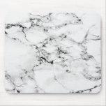 Textura de mármol tapetes de ratones