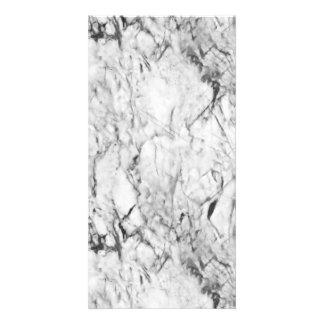 Textura de mármol tarjetas fotograficas