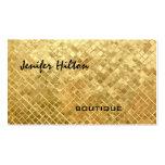 Textura de oro contemporánea de lujo elegante eleg tarjetas de visita
