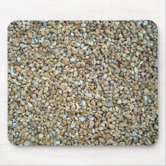 Textura de piedra floja del modelo de Brown Tapete De Raton