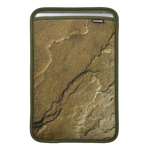 Textura de piedra fundas MacBook