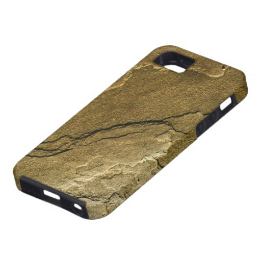 Textura de piedra iPhone 5 carcasa