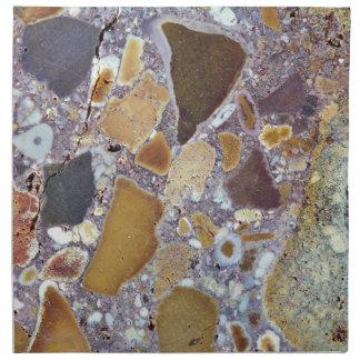 Textura de piedra: Laterita Servilleta Imprimida