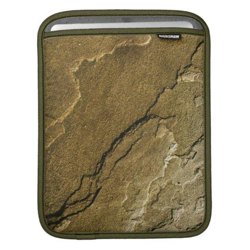 Textura de piedra manga de iPad