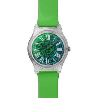 Textura de PixDezines Reloj De Mano