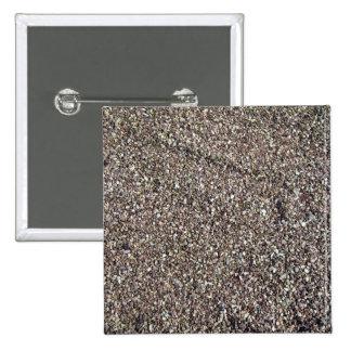 Textura de tierra de la grava pin