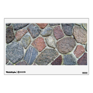 Textura decorativa del fondo de la pared de piedra vinilo adhesivo