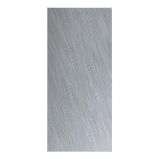 Textura del acero inoxidable con puntos culminante tarjetas publicitarias personalizadas