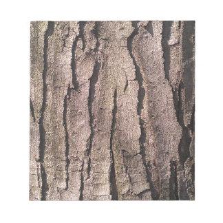 Textura del árbol bloc