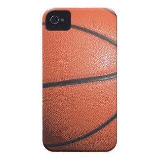 Textura del baloncesto iPhone 4 cárcasas