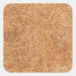 Textura del coco colcomanias cuadradases