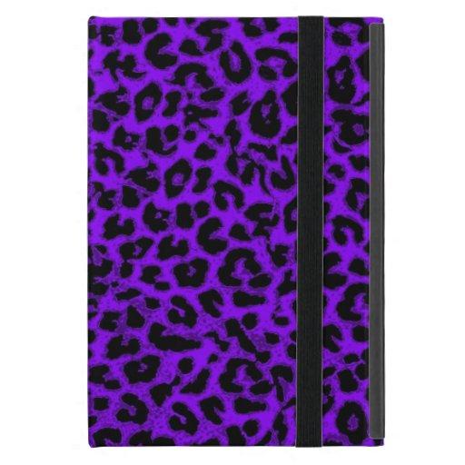 Textura del estampado de animales del leopardo 20 iPad mini protectores