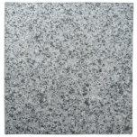 Textura del granito servilletas