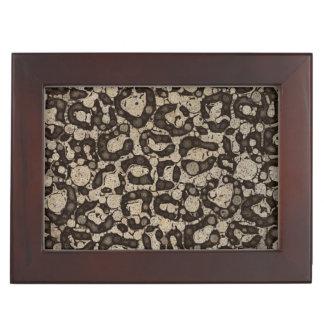 Textura del guepardo de Sofía Cajas De Recuerdos