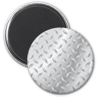 Textura del metal iman para frigorífico