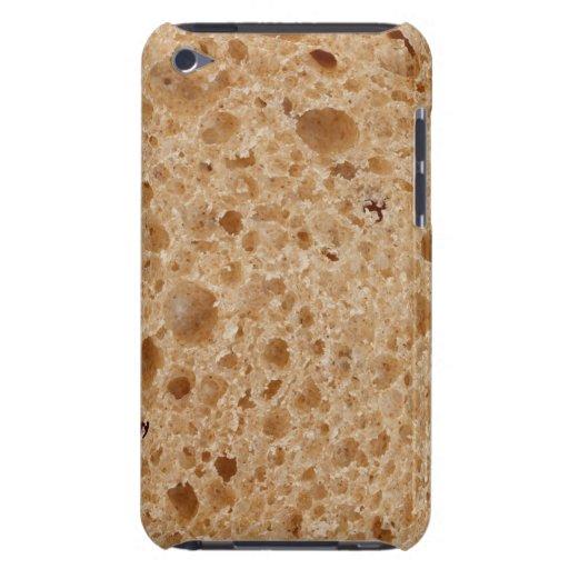 Textura del pan barely there iPod funda