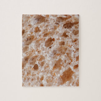 Textura del pan rompecabezas con fotos