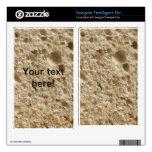 Textura del pan skins para FreeAgent go