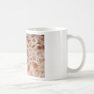 Textura del pan taza clásica
