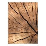 Textura del tocón de árbol comunicado