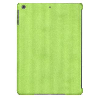 Textura detallada explorada del papel de Kraft Funda Para iPad Air