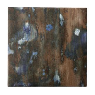 textura envejecida muebles de madera azulejo cuadrado pequeño