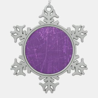 Textura envejecida y llevada de la púrpura adorno