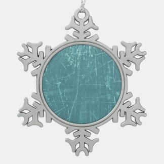 Textura envejecida y llevada del azul rasguñado adorno